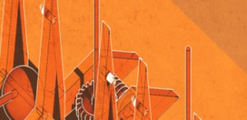 PDA free webzine 9 – The machine city